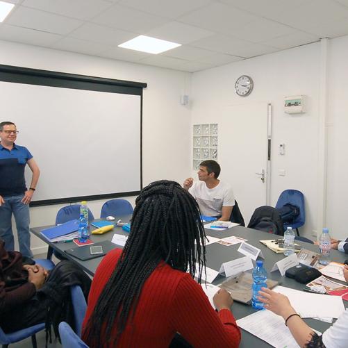 Salle de réunion Cocooning Nice