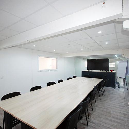 Salle de réunion Studieuse Nice