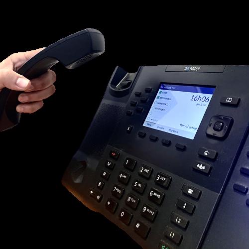 Service d'accueil téléphonique