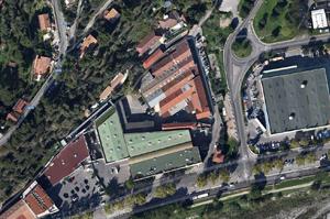 Zone franche centre d'affaires Nice